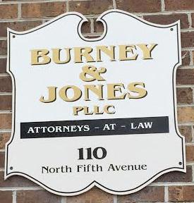 Burney & Jones PLLC